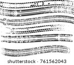 vector print textured tire... | Shutterstock .eps vector #761562043