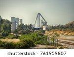 industry in india. evidence of...   Shutterstock . vector #761959807
