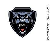 animal head mascot sport... | Shutterstock .eps vector #762106243