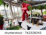 moscow  russia   september ... | Shutterstock . vector #762328243