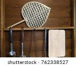 thai kitchen style  | Shutterstock . vector #762338527
