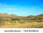 Franklin Mountains Visible Fro...