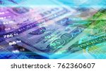 finance  business  economy ... | Shutterstock . vector #762360607