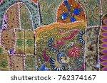 jaisalmer  rajasthan  india.... | Shutterstock . vector #762374167