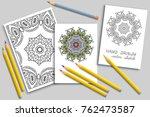 mandala geometric floral