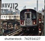 new york  ny   november 25 ... | Shutterstock . vector #762516127