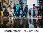 montreal  canada   november 25  ... | Shutterstock . vector #762524623
