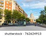 Madrid  Spain   21 October ...