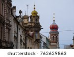 Tower Of The Great Synagogue O...