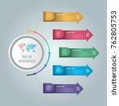 creative concept for... | Shutterstock .eps vector #762805753