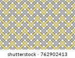 colorful striped horizontal... | Shutterstock . vector #762902413