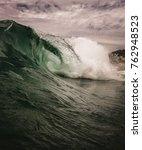 ominous sky laguna beach...   Shutterstock . vector #762948523