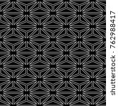 seamless surface pattern design ... | Shutterstock .eps vector #762988417
