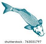vector graphic illustration of... | Shutterstock .eps vector #763031797