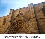 Door Gable Of Former St. Sophi...