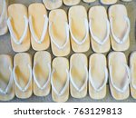 White Clog Shoes  White Wooden...