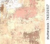 oil painting on canvas handmade....   Shutterstock . vector #763131517