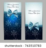 abstract beauty christmas and... | Shutterstock .eps vector #763510783