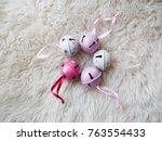 christmas tree decorations   Shutterstock . vector #763554433