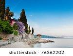Adriatic Sea Scenic View....
