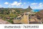 Panoramic Aerial View Of...