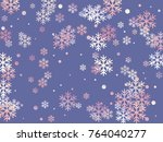purple  blue and white...   Shutterstock .eps vector #764040277