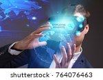 business  technology  internet...   Shutterstock . vector #764076463