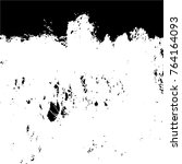 ink print distress background . ... | Shutterstock .eps vector #764164093