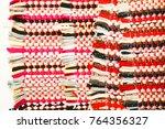 color of fabric warping.   Shutterstock . vector #764356327