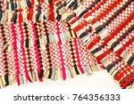 color of fabric warping.   Shutterstock . vector #764356333