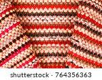 color of fabric warping.   Shutterstock . vector #764356363