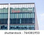 london  uk   january 30  2016 ...   Shutterstock . vector #764381953