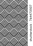 seamless pattern with striped... | Shutterstock .eps vector #764473507