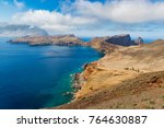 View Of The Coastline And...