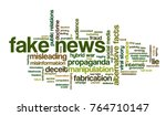 word cloud with words related...   Shutterstock .eps vector #764710147