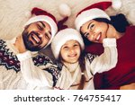 Christmas Family  Happy Mom Da...