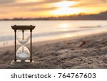 Hourglass In The Dawn Time....