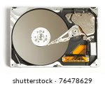 View At Open Hard Disk From...