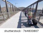 san ysidro  california  usa  ... | Shutterstock . vector #764833807