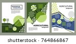 geometrical composition. can be ... | Shutterstock .eps vector #764866867