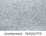 backside of new wooden texture... | Shutterstock . vector #765101773