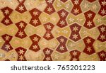 ottoman turkish  art with... | Shutterstock . vector #765201223