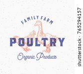 family farm organic fresh...   Shutterstock .eps vector #765294157