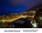 Panoramic View Of Port De...