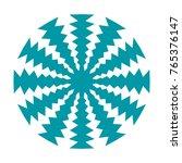 snowflake. element for winter...   Shutterstock .eps vector #765376147