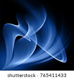 abstract blue background | Shutterstock . vector #765411433