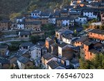 the yangchan tulou  the chinese ... | Shutterstock . vector #765467023