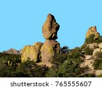 chiricahua national monument ... | Shutterstock . vector #765555607