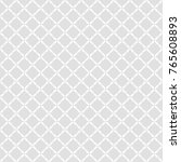seamless pattern. geometric... | Shutterstock .eps vector #765608893