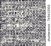 abstract grunge vector... | Shutterstock .eps vector #765613303